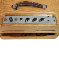 1956 Fender Deluxe Tweed Amp - Garrett Park Guitars  - 7