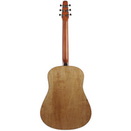 2015 Seagull S-6 Lefty Natural - Garrett Park Guitars  - 6