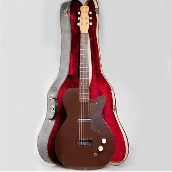 1959 Silvertone Model 1300 - Garrett Park Guitars  - 11