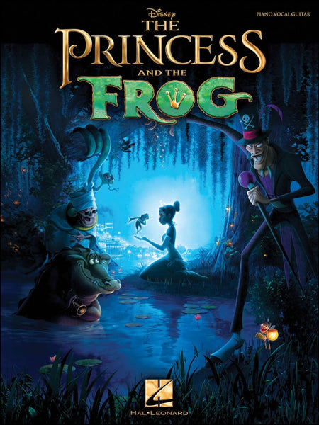 Hal Leonard - Disney's The Princess and the Frog