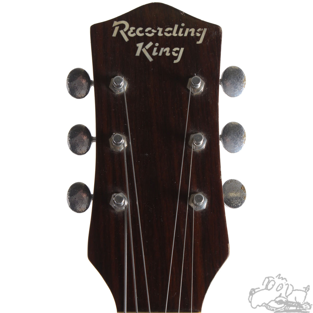 1930s Recording King by Regal