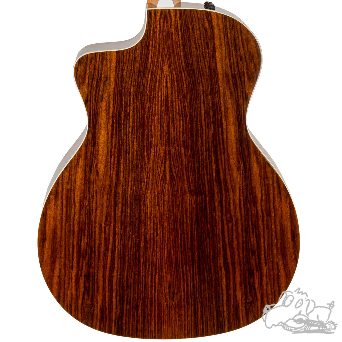 2014 Taylor 214ce-SB DLX Acoustic-Electric