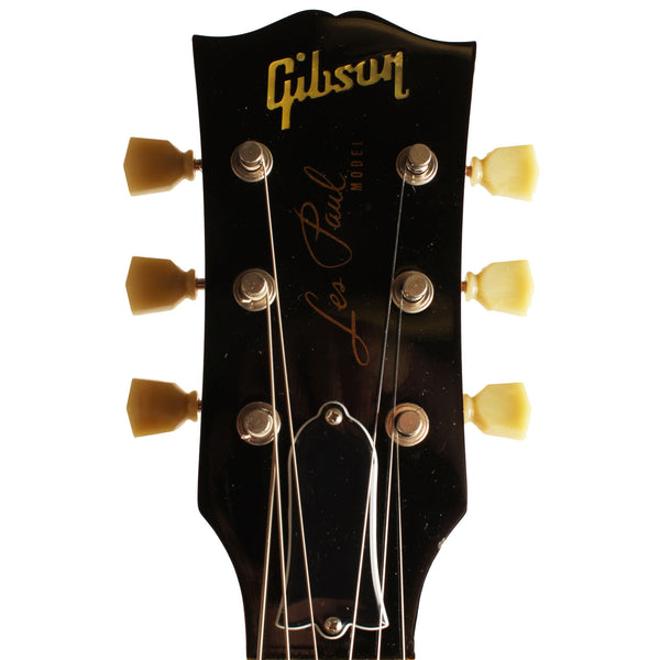2003 Gibson Custom Shop '59 Reissue, Washed Cherry, Brazilian Board - Garrett Park Guitars  - 10