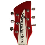 3/4 Left Handed Rickenbacker Red