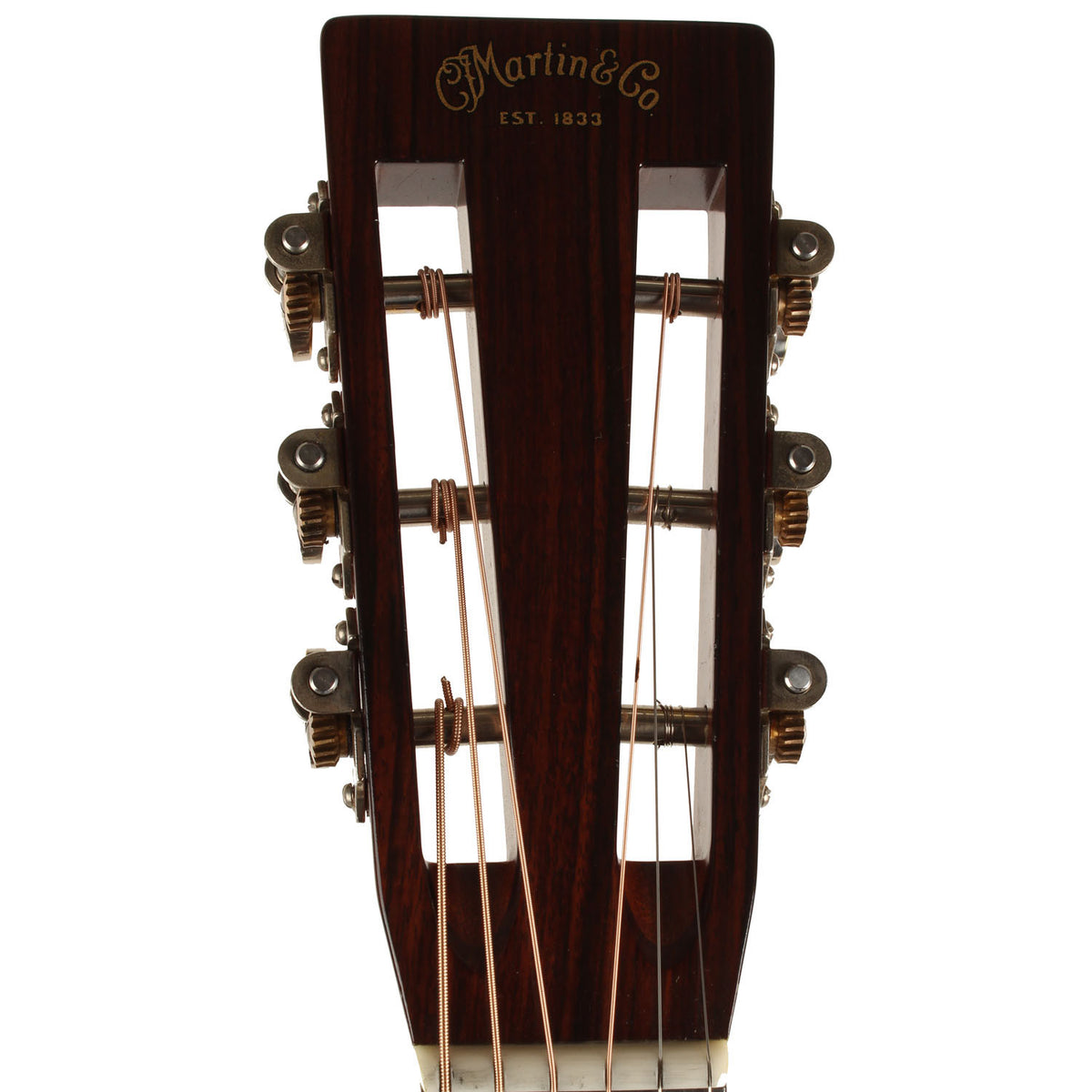 2002 Martin HD-28VS - Garrett Park Guitars  - 7
