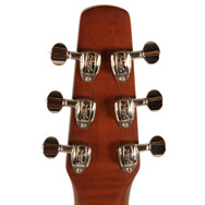 Seagull Performer CW Mini-Jumbo Flame Maple QIT
