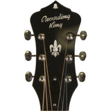 Recording King Deep Body 13th Fret - Garrett Park Guitars  - 7