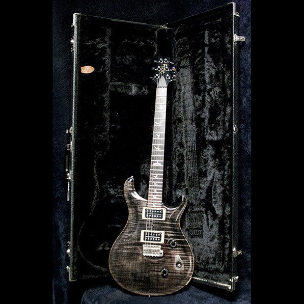 1988 PRS SIGNATURE # 198, GRAY BLACK - Garrett Park Guitars  - 7