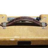 1956 Fender Champ Tweed Amp - Garrett Park Guitars  - 4