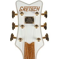 2008 Gretsch White Falcon G6136T - Garrett Park Guitars  - 7