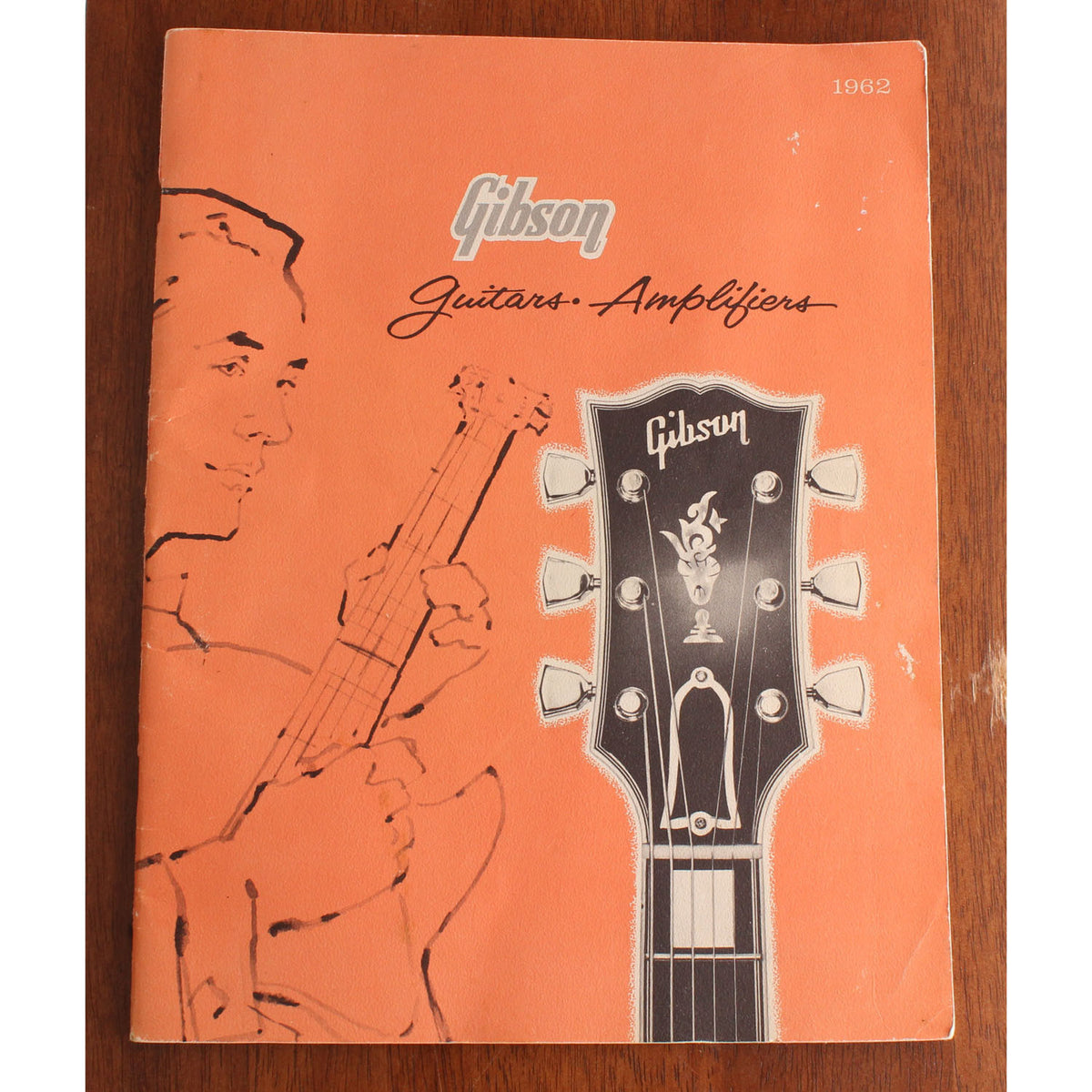 1962 Gibson Guitars and Amplifiers Catalogue - Garrett Park Guitars