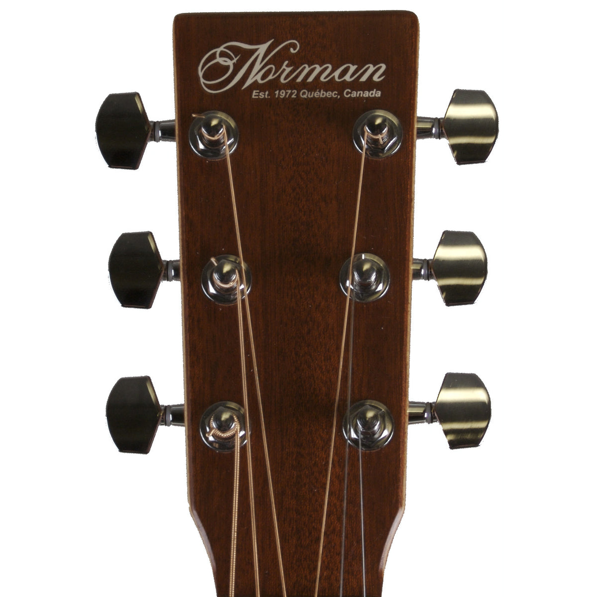 Norman Studio ST-40 - Garrett Park Guitars  - 7