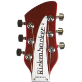 2013 Rickenbacker 330 Ruby Red - Garrett Park Guitars  - 7