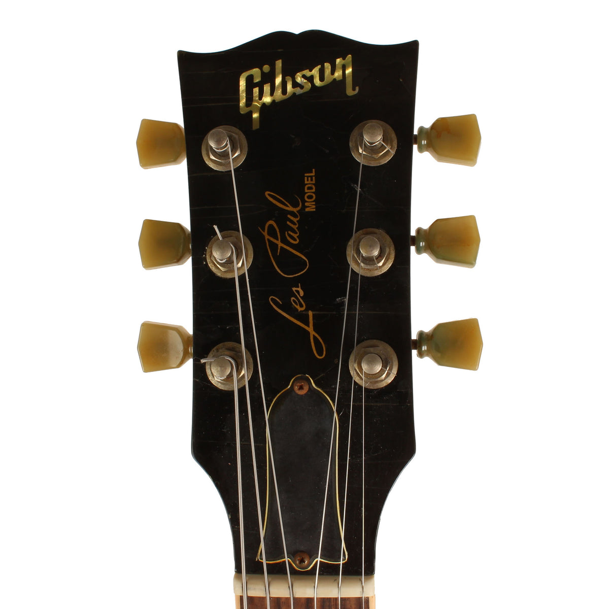 2010 Gibson Les Paul Goldtop aged by Bill Nash - Garrett Park Guitars  - 8