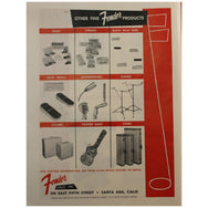 Fender Catalog Collection (1955-1966) - Garrett Park Guitars  - 8