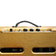 1956 Fender Deluxe Tweed Amp - Garrett Park Guitars  - 6