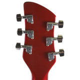2013 Rickenbacker 330 Ruby Red - Garrett Park Guitars  - 8