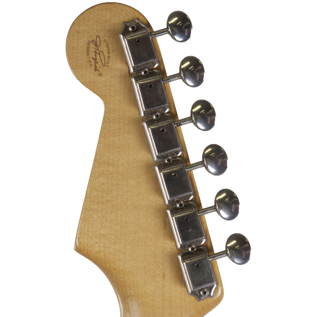 1991 Fender Custom Shop John English Masterbuilt 1954 Stratocaster Reissue - Garrett Park Guitars  - 8