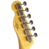 2015 Fender Custom Shop Junkyard Dog '62 Telecaster, Journeyman Relic - Garrett Park Guitars  - 8