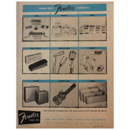 Fender Catalog Collection (1955-1966) - Garrett Park Guitars  - 24