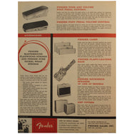 Fender Catalog Collection (1955-1966) - Garrett Park Guitars  - 40