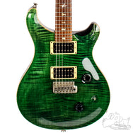 1990 PRS Custom 24 Emerald Green 10 Top