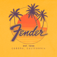 Fender Palm Sunshine T-Shirt