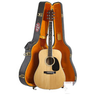 1971 Martin D-35 Natural - Garrett Park Guitars  - 9