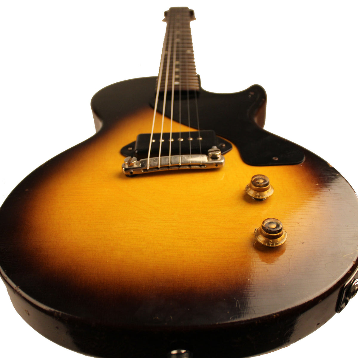 1956 Gibson Les Paul Junior - Garrett Park Guitars  - 10