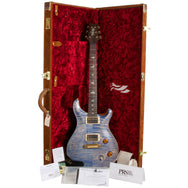 2004 PRS Modern Eagle Faded Blue Jean Denim - Garrett Park Guitars  - 9