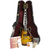 2004 Gibson CS-356 Figured Maple Top - Garrett Park Guitars  - 9