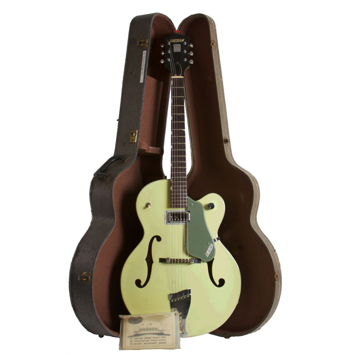 1960 Gretsch 6125 Single Anniversary - Garrett Park Guitars  - 9