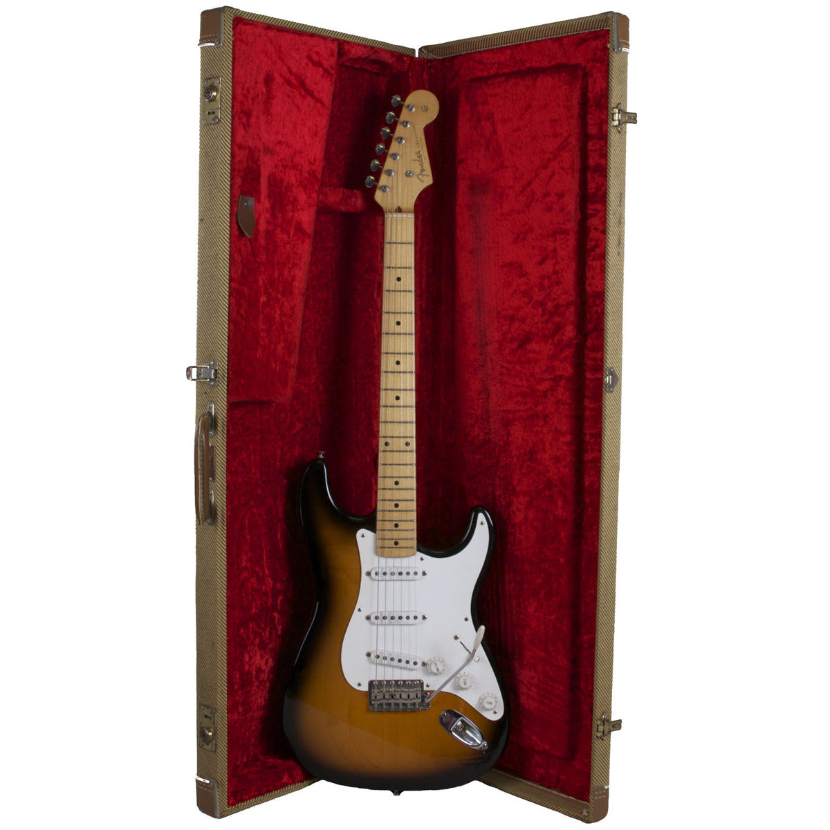 1991 Fender Custom Shop John English Masterbuilt 1954 Stratocaster Reissue - Garrett Park Guitars  - 9