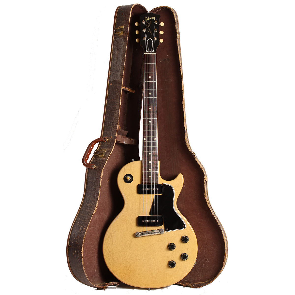 1956 Gibson Les Paul TV Special - Garrett Park Guitars  - 9