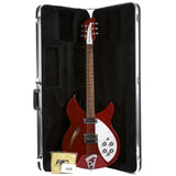 2013 Rickenbacker 330 Ruby Red - Garrett Park Guitars  - 9