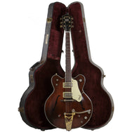 1965 Gretsch Country Gentleman Walnut - Garrett Park Guitars  - 9
