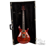 1987 PRS Custom 24 in Tortoise Shell with a Killer Quilt Top!