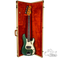 1965 Lake Placid Blue Fender Precision Bass