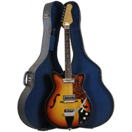 1970s Kent Semi-Hollow - Garrett Park Guitars  - 9