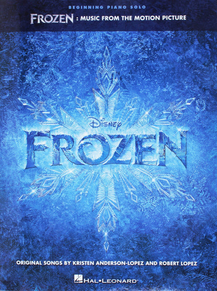 Hal Leonard - Frozen: Music from the Motion Picture