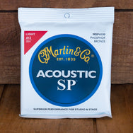 Martin Acoustic SP Phosphor Bronze Light (.012-.054)