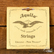 Aquila Baritone Ukelele Nylon Strings - Made in Italy - New Nylgut