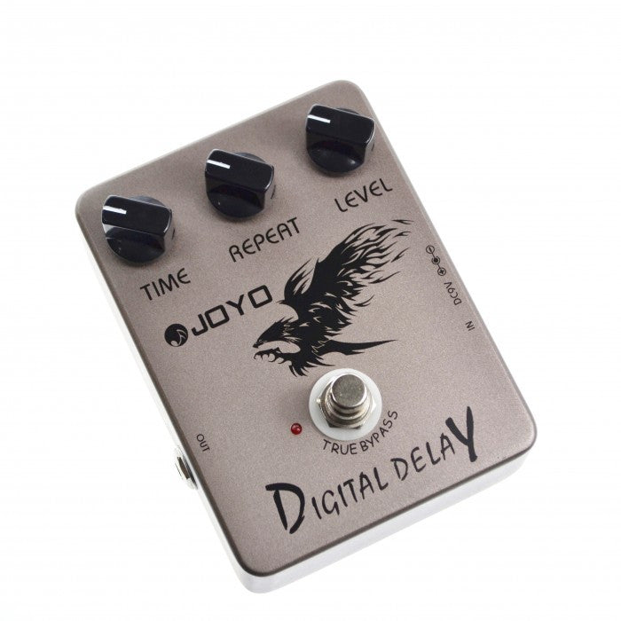Joyo JF-08 Digital Delay - Garrett Park Guitars  - 1