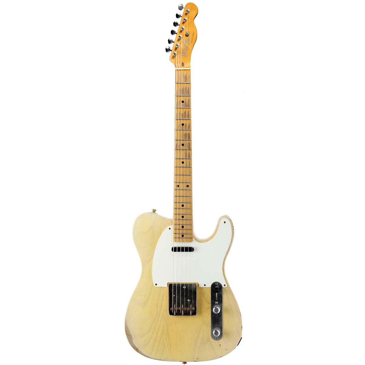 2008 Big Tex '54 Telecaster - Garrett Park Guitars  - 3