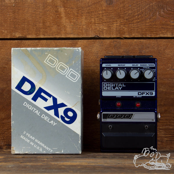 DOD DFX9 Digital Delay
