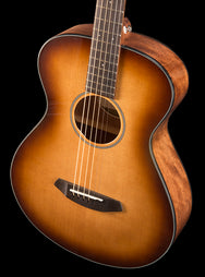 Breedlove Discovery Concertina Sitka Spruce - Mahogany Sunburst (with Gig Bag)