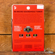 D'Addario Planet Waves NS Micro Soundhole Chromatic Tuner