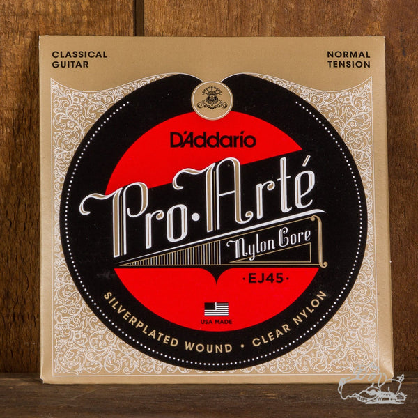 D'Addario Pro Arte EJ45 Nylon Classical Guitar Strings