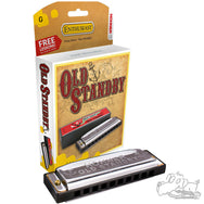 Hohner Old Standby Harmonica in Assorted Keys - A, Bb, B, C, D, E, F, G