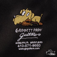 Garrett Park Guitars Embroidered Standard Classical Guitar Nylon Soft Case Gig Bag